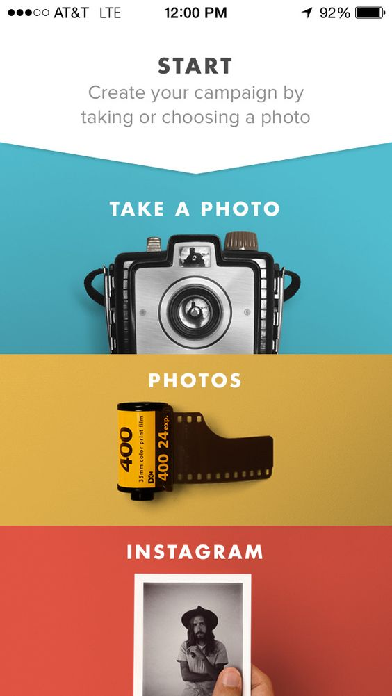 MailChimp SNAP: Send simple, photo-based email campaigns & newsletters straight from your phone.