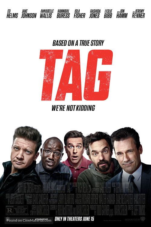 Tag 2018 By Jeff Tomsic Movies Online Movies