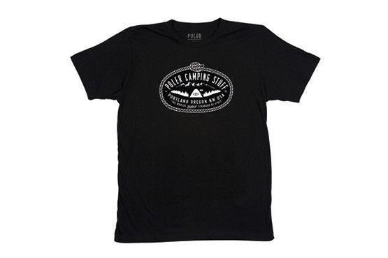 la camisa , negro