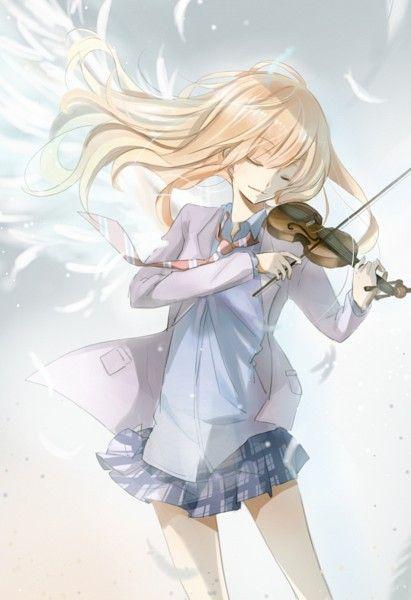 Kaori  -  Shigatsu Wa Kimi No Uso