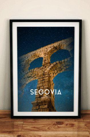 Segovia. Castilla y León. Spain.