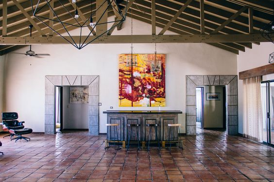 La Divina: A beautiful home for your enjoyment in Baja's wine country, Valle de Guadalupe.