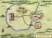 Camp Jupiter Map