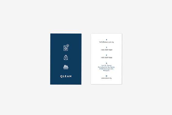 Qlean on Behance