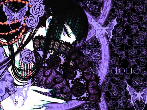xxxHolic. [and it's not that kind of anime even if xxx in the title.]   http://en.wikipedia.org/wiki/Xxxholic