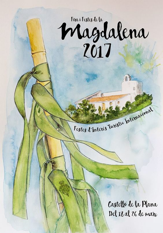 Cartel Finalistas Concurso Magdalena 2017: