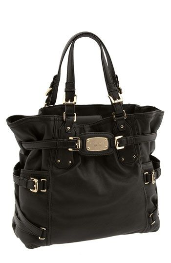 Michael Kors Large Gansevoort Satchel $498, purchased.