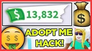 Roblox Adopt Me Hack 2019 How To Get Money Fast On Adopt Me Glitch How To Get Money How To Get Money Fast Fast Money