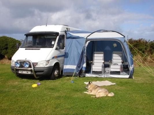 For Sale Mercedes Sprinter Campervan