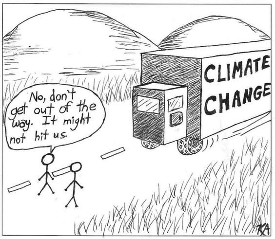 Yeah... Maybe. #lol  #climate #climatechange #cartoon