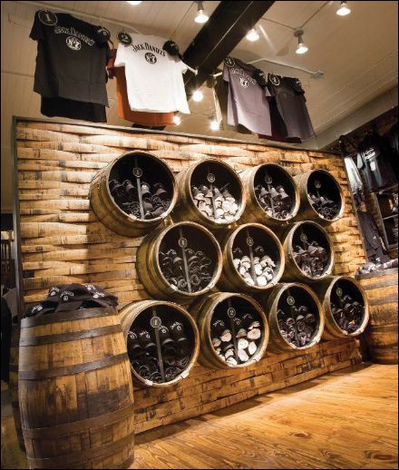 T shirts jack o 39 connell and daniel o 39 connell on pinterest for Retail shirt display ideas