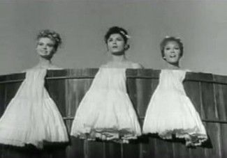 Bradley Girls in Water Tower - PETTICOAT JUNCTION