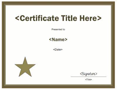 generic certificate of origin pdf