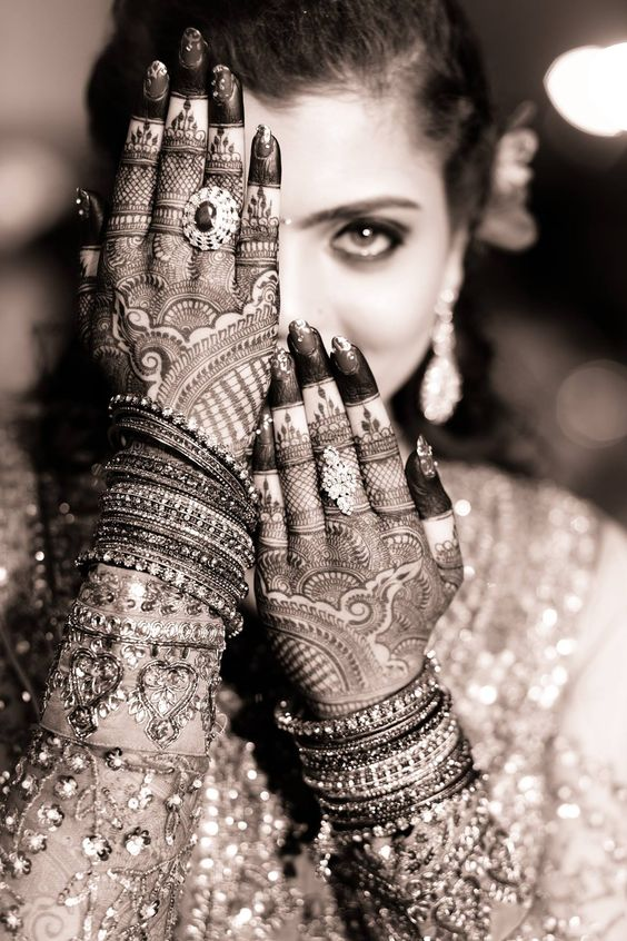 Indian weddings are traditionally multi-day affairs, and involve many intricate ceremonies, such as the painting of the hands and feet of the bride called a mehndi. https://www.nmpudhyog.com/