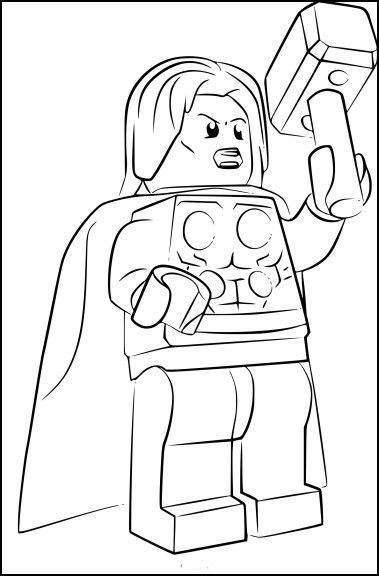 Coloriage Captain America Lego Meilleur De Coloriage Lego Thor A Imprimer Coloriage Lego Coloriage Coloriage Geant