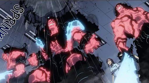 3 High Orc không thể bảo vệ Jin Ah khỏi 1 quân đoàn Orc xanh