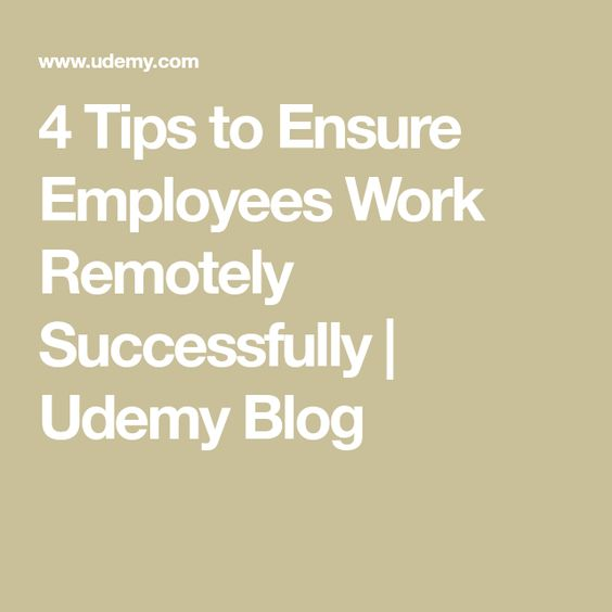 Remote Work Tips 66417