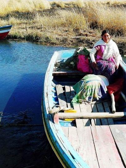 El Alto, Bolivia / Fishing
