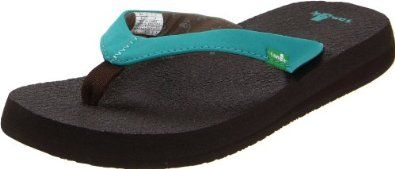 Sanuk Women's Yoga Serenity Flip-Flop,$14.95 - $30.00Lower price available on select options