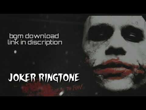 Joker Ringtone Full Attitude Whatsapp Status Youtube In