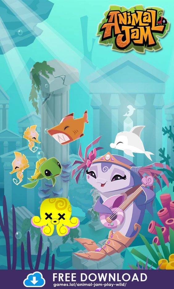 Animal Jam On Pc In 2020 Animal Jam Animal Jam Game Animal Jam