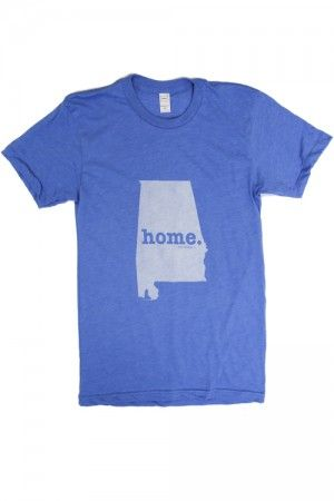 Alabama Home T-shirt #thehomet