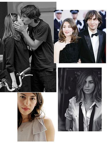 {great love story № 22 | sofia coppola  thomas mars} | Flickr - Photo Sharing!