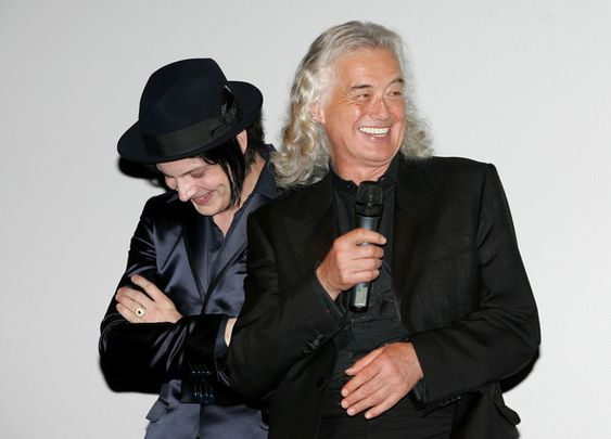 """Jimmy Page Photo - Premiere Of """"It Might Get Loud"""" - Arrivals - TIFF 2008"""