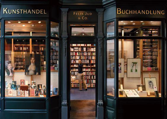 Felix Jud: Die schönste Buchhandlung Hamburgs