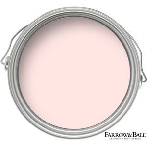 Farrow & Ball Estate No.245 Middleton Pink - Emulsion Paint - 2.5L