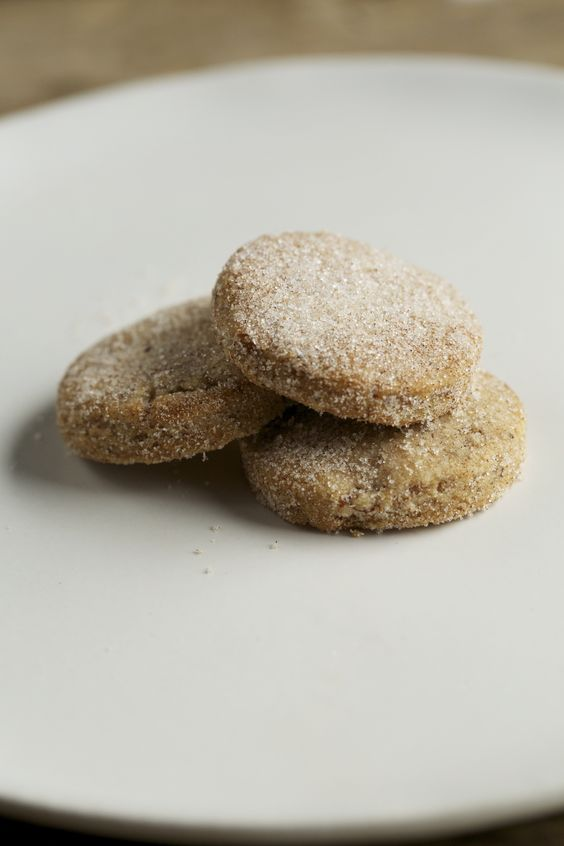 Pan De Polvo.  This authentic, crumbly and flavorful cookie is out of this world!  It is made with finely chopped pecans, freshly ground Mexican cinnamon and other quality ingredients.