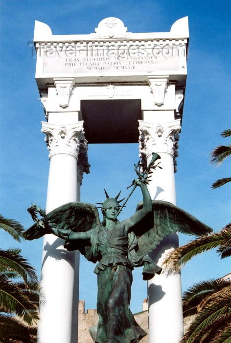 Corsica, France.