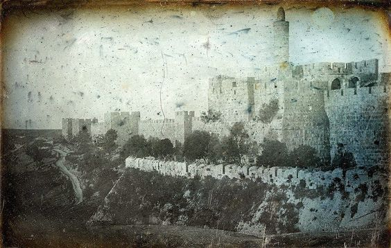 Since 1844, millions of photographs have probably been taken of Jerusalem. But these blurry snaps are the very first.   Read more: http://www.smithsonianmag.com/smart-news/see-first-photographs-ever-taken-jerusalem-180949473/#ixzz2rkW4jmaq