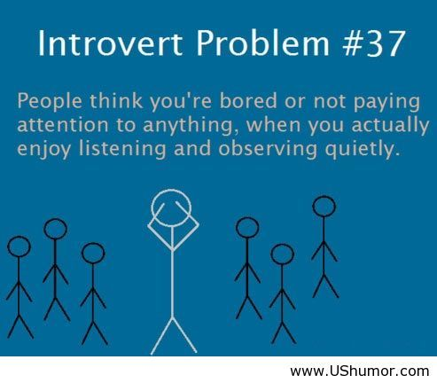 Introvert, Funny picture quotes and Quotes pics on Pinterest