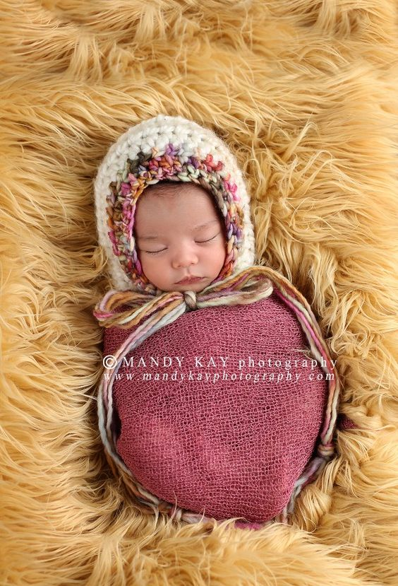 Mandy Kay Newborns And The Wrap On Pinterest