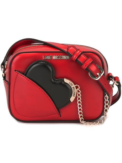 Love Moschino Love crossbody bag in Red
