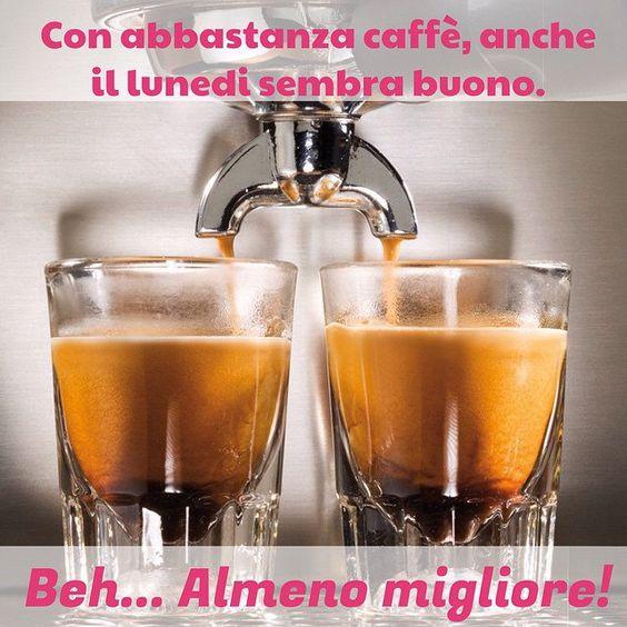 Buongiorno e buon lunedì! C'è abbastanza caffè per affrontare la giornata? ☕️☕️