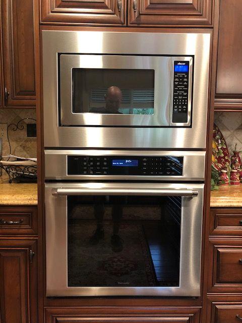 Custom Trim Kit For A Dacor Microwave Model Dmw2420s Www