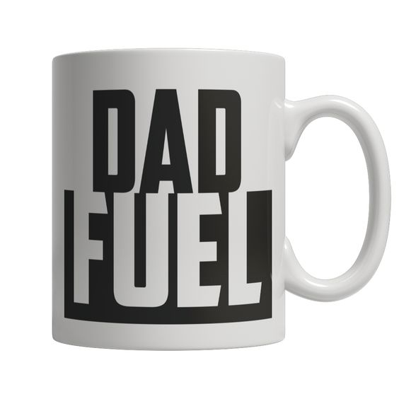 Limited Edition - Dad Fuel Coffee Mug - Father's Day!