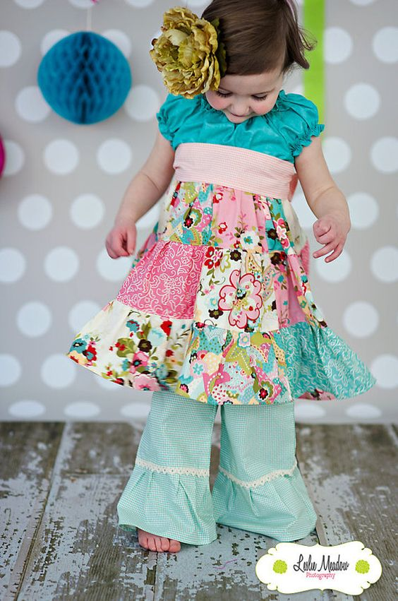 EEK! Just ordered this dress as Harper's Easter dress! Its going to be so stinkin' cute.