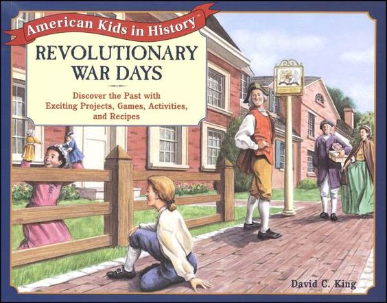 revolutionary war projects American revolution unit overview & outline of unit: students will be partaking in an integrated unit based on the american revolution they will have previously learned about the revolutionary war in.