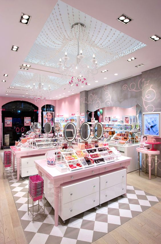 Pan Asian Cosmetics Retailer Etude House's 'Doll's House' Store