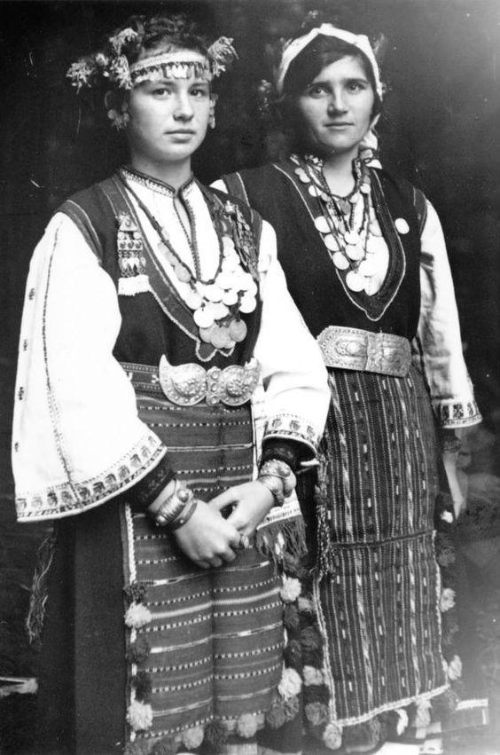 III Национален събор в Копривщица, 1976 г.  Участници от с.  Голяма Желязна, Троянско .: