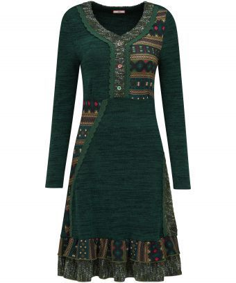 Winter Warmer Dress: