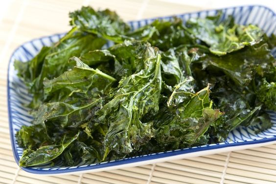 Chili Lime Kale Chips Recipe