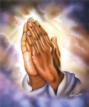 Je vais faire du prier.