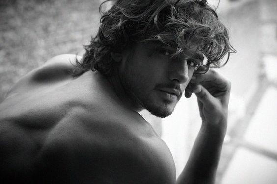 Great... interesting pin ... Marlon Teixeira,   Dom, Courtney Cole