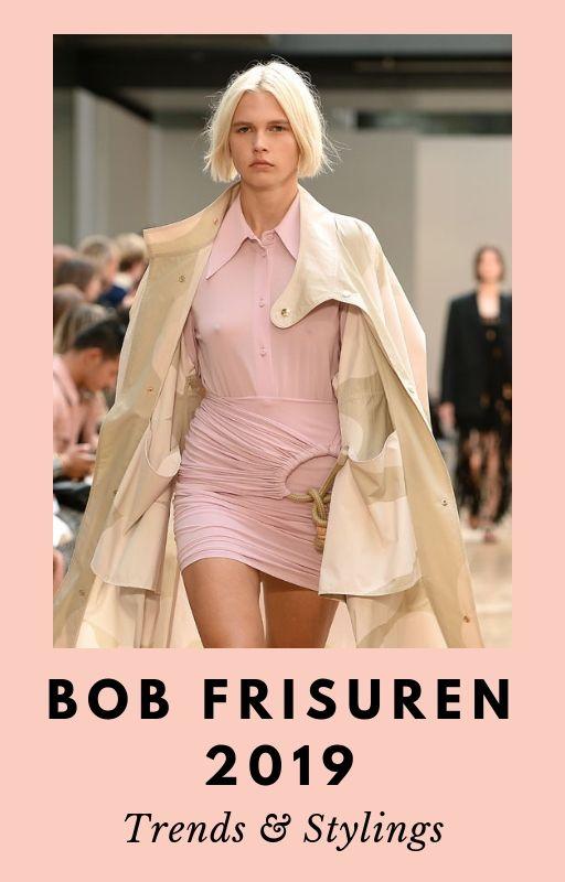 Bob Frisuren 2020 Die Schonsten Schnitte Und Styling Varianten Bob Frisur Trend Haarfarben Bob