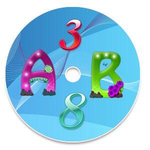 A beautiful CD label maker for mac  http://www.iwinsoft.com/cd-dvd-label-maker/