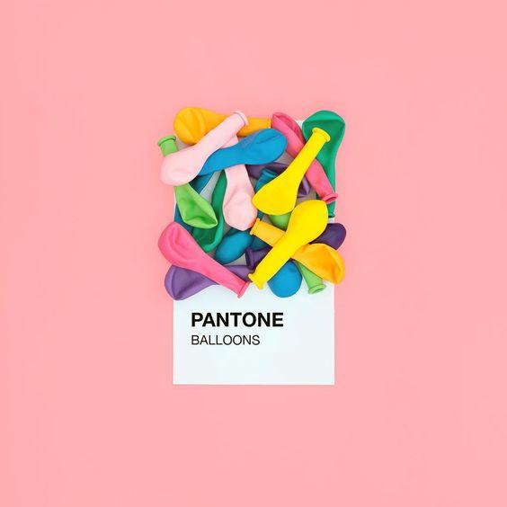 Birthday Pantone